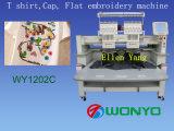 Einzelne Hauptstickerei-Maschine für Schutzkappe, T-Shirt und flache Stickerei Wy1501CS/Wy1205CS