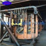 Fornace per media frequenza utilizzata per la fusione d'acciaio del ferro