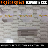Tag contra-roubo descartáveis inalteráveis da freqüência ultraelevada RFID