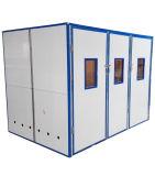 Incubateur automatique d'oeufs d'oie de contrôle de micro-ordinateur à vendre l'incubateur approuvé d'oeufs de la CE