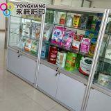 Kundenspezifischer Reis-Kunststoffgehäuse-Beutel PA-5kg mit Handhole