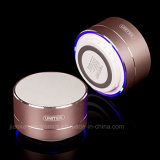Haut-parleur sans fil portatif de Bluetooth de qualité avec le logo estampé (572)