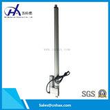 Actuador linear eléctrico sin cepillo del motor linear del cepillo de la C.C. con el potenciómetro con buena calidad