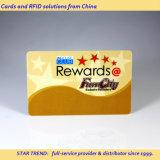 슈퍼마켓을%s Hico 자석 줄무늬를 가진 PVC의 카드를 보상한다