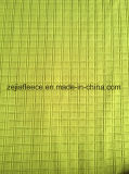 低下の針の正方形デザインのマイクロ羊毛ファブリック