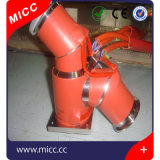 700 watts almofada de aquecimento da borracha de silicone do calefator do cilindro de 240 volts