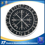 Монетка металла поистине братства выдвиженческая античная квадратная