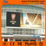 Outdoor P10 Full Color Use Rental LED Display Sign