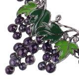 نمط ثمرة عنب بيان خانقة عقد حل مجوهرات محدّد