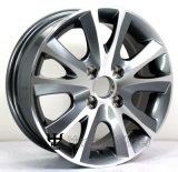 Rotella di alluminio della rotella della lega dell'automobile con 14 pollici