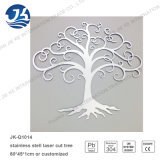 Abstraktes Metal Wall Art mit 3D Effect für Home Decor Coffee