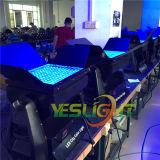 DMX512 무선 LED 도시 점화 96*10W RGBW 쿼드 LEDs IP65 세륨, RoHS, UL