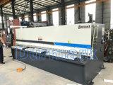QC12y-8*4000 de Hydraulische Scherende Machine van de Straal van de Schommeling met Uitstekende kwaliteit