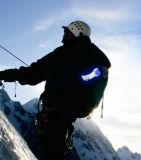 夜停泊灯の連続したライト安全ベルトはブレスレットを遊ばす
