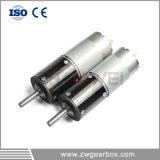 Motor de engrenagem CC de 12 volts de torque alto com pequena caixa de velocidades