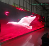 Ineinander greifen Flexible Full Color LED Curtain Screen für Indoor/Outdoor (P10, P12.5, P16, P20)