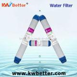 Cartucho de filtro de agua de Udf con el cartucho de filtro hecho girar de agua