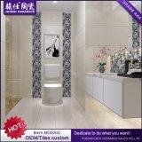 El mercado de Alibaba China embaldosa el azulejo de mosaico hermoso del mosaico de cristal 300X300m m Waterpoor Wear-Resistant