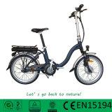 Mini piegatura astuta poco costosa di Ebike 250W/bici elettrica pieghevole