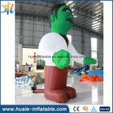 Подгоняно рекламирующ задворк Halloween Inflatables дунутое воздухом