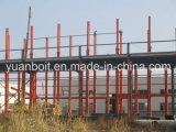 Costruzione d'acciaio pre costruita del metallo per Warehosue, il garage e le aziende agricole