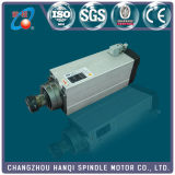 охлаженный воздухом шпиндель маршрутизатора CNC 7.5kw деревянный (GDF60-18Z/7.5)