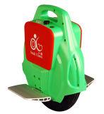 Uno spinge l'auto astuto che equilibra il motorino elettrico del Unicycle