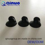 Cuvettes matérielles électriques noires d'aspiration de prix usine d'ODM