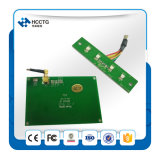 modulo senza contatto astuto del lettore di schede del Android NFC del USB 13.56MHz mini con la scanalatura di Psam (HCC-T10-DC1)