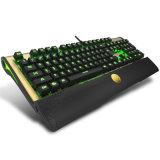 Grüne Schalter-neue Technologie-mechanische Tastatur mit USB verdrahtet