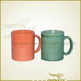 De kleurrijke Goedkope Ceramische Kop van de Koffie, de Kop van de Koffie van het Porselein van de Douane