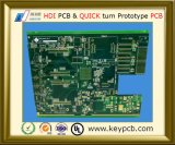 Шторки электроники пригонки давления BGA похороненные через PCB для изготовления PCB