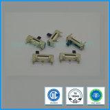 potentiomètres de glissière de course de 10mm pour Vlolume et contrôle de température