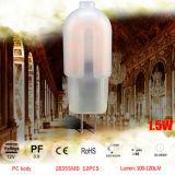 Bulbo G4 (LED-G4-008) de AC/DC 12V 1.5W LED