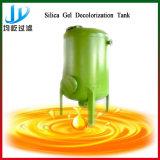 Máquina de limpeza de óleo de aço carbono de desidratação para planta de filtração de óleo de motor