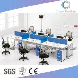 Het moderne Werkstation van het Bureau van de Manager van de Verkoop van het Meubilair van het Ontwerp Hete Uitvoerende
