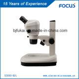 Microscópio estéreo de duas cabeças para desempenho confiável