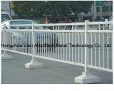 Haohan de alta qualidade de solda portátil Highway Guardrail 3