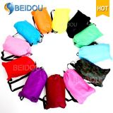 1-Mouth Lazy Air Canapé-lit gonflable Lounger Sleeping Bean Bag laybag