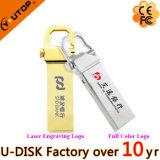 주문 로고 금속 훅 USB 섬광 드라이브 (YT-3258-2.0L)