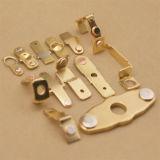 Métal de contact de /Brass de contacts d'argent de soudure estampant des pièces