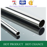 ASTM 201, 304, 316 tubos del acero de Stainlss del satén