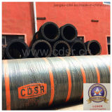 Selbst Floating Rubber Hose mit Steel Flanges