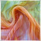 Silk шифоновое для тканей печатание