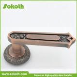 Замок ручки двери сплава AC Zink европейский, ручки рукоятки нутряной двери