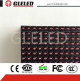 Sola Exhibición de LED al Aire Libre del Rojo P10