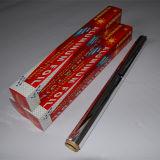 L'emballage lourd de papier d'aluminium d'utilisation de cuisine Roulent-Non le bâton
