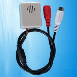 Cctv-Überwachung-Mikrofon für Sicherheitssystem-kleine hohe Empfindlichkeit (CM502D)
