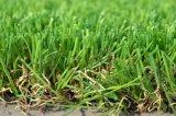 Grama sintética, grama do lazer, grama da paisagem, grama falsificada