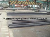 Estrutura da liga do fornecedor de China placa de aço /Q235QC da baixa